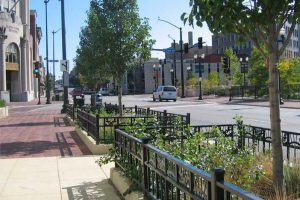 Elgin, IL Decorative Sidewalks